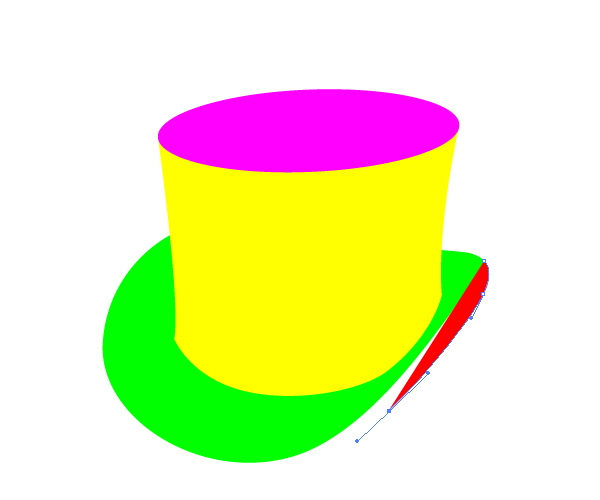 How to Create a Fancy Top Hat in Adobe Illustrator 13