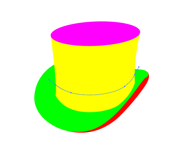 How to Create a Fancy Top Hat in Adobe Illustrator 18