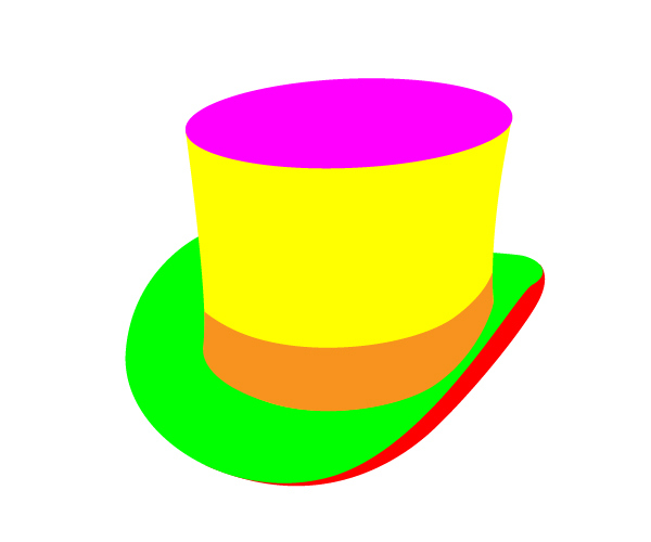 How to Create a Fancy Top Hat in Adobe Illustrator 20