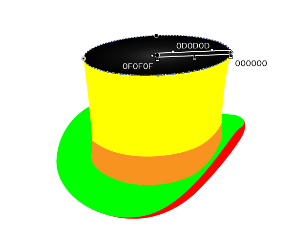 How to Create a Fancy Top Hat in Adobe Illustrator 21