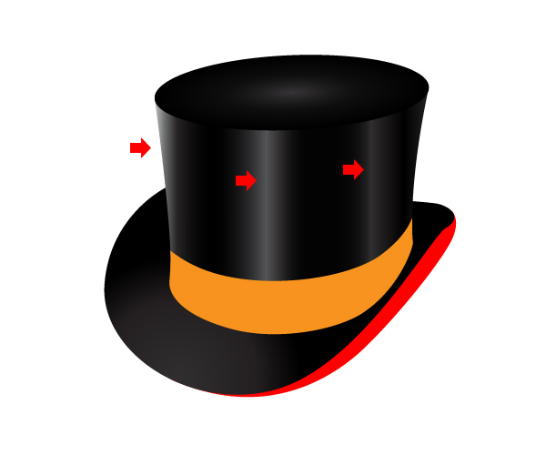 How to Create a Fancy Top Hat in Adobe Illustrator 24