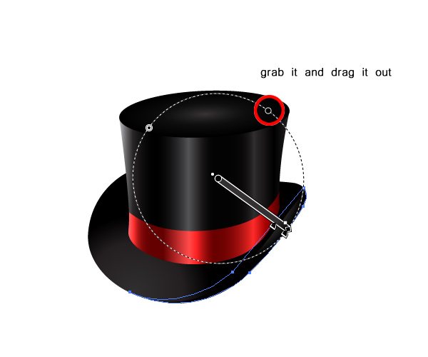 How to Create a Fancy Top Hat in Adobe Illustrator 27