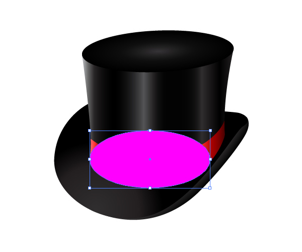 How to Create a Fancy Top Hat in Adobe Illustrator 29