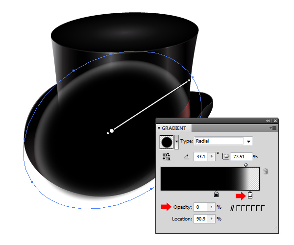 How to Create a Fancy Top Hat in Adobe Illustrator 42