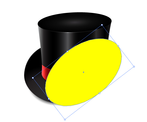 How to Create a Fancy Top Hat in Adobe Illustrator 44