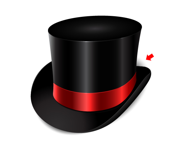 How to Create a Fancy Top Hat in Adobe Illustrator 47