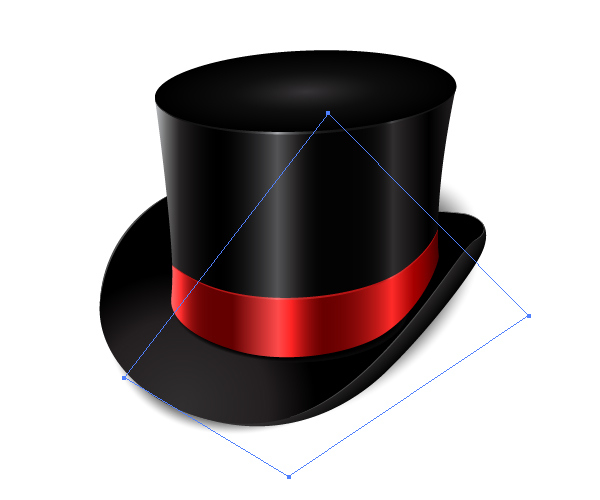 How to Create a Fancy Top Hat in Adobe Illustrator 11