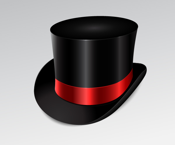 How to Create a Fancy Top Hat in Adobe Illustrator