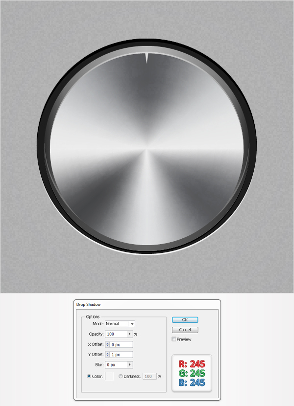 How to Create a Simple Google Chrome Icon in Adobe Illustrator 16