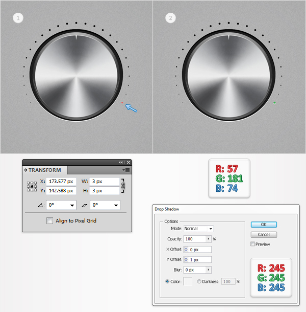 How to Create a Simple Google Chrome Icon in Adobe Illustrator 19