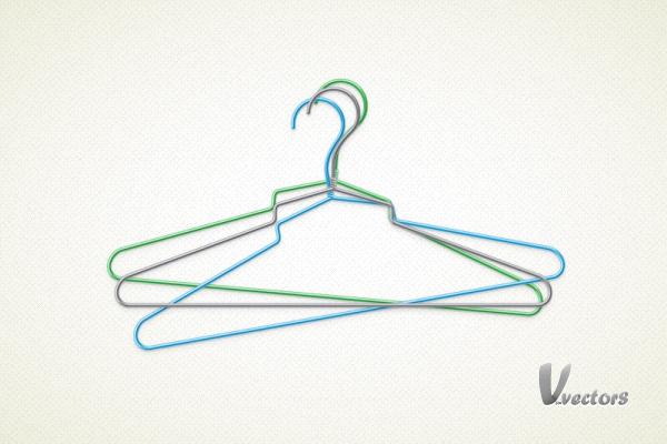 Create a Simple Hanger Illustration