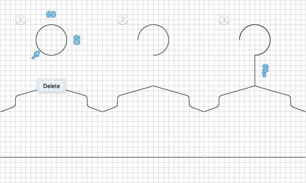 Create a Simple Hanger Illustration 10