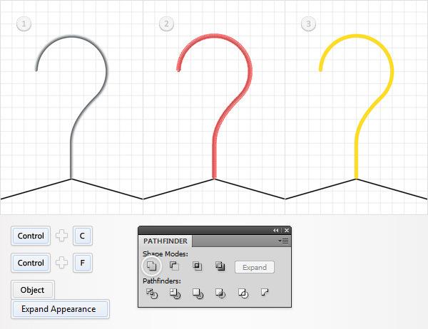 Create a Simple Hanger Illustration 13