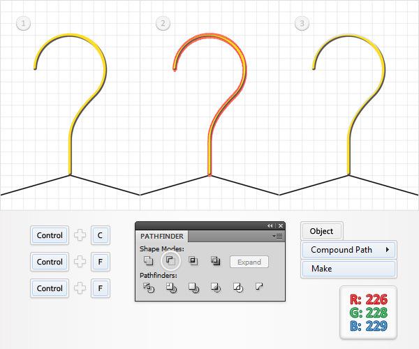 Create a Simple Hanger Illustration 15