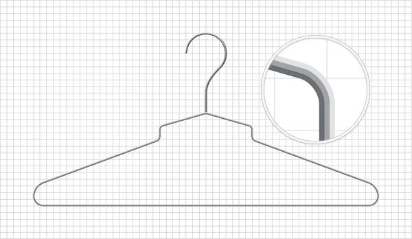 Create a Simple Hanger Illustration 16