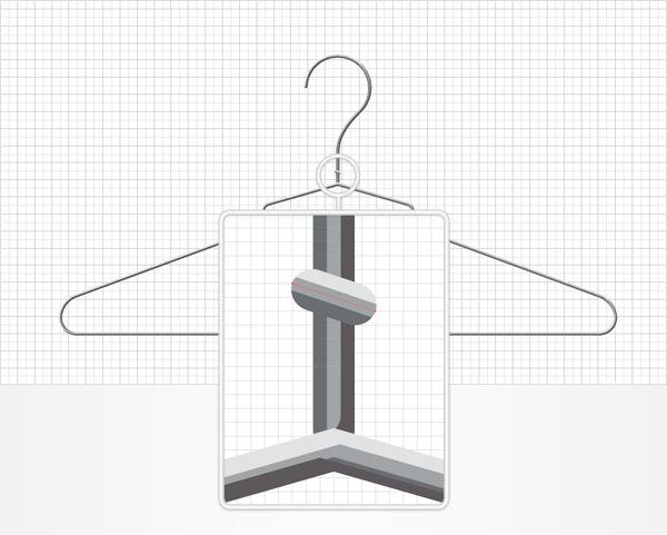 Create a Simple Hanger Illustration 20