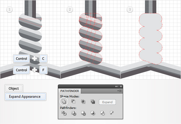 Create a Simple Hanger Illustration 22