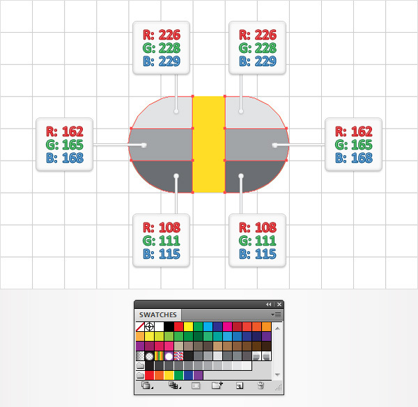 Create a Simple Hanger Illustration 5