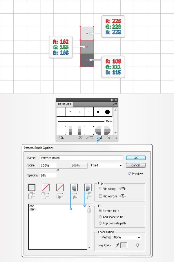 Create a Simple Hanger Illustration 6