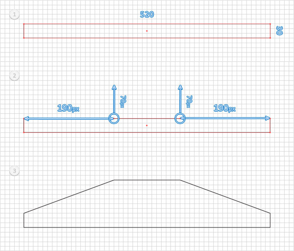 Create a Simple Hanger Illustration 7