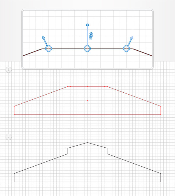 Create a Simple Hanger Illustration 8