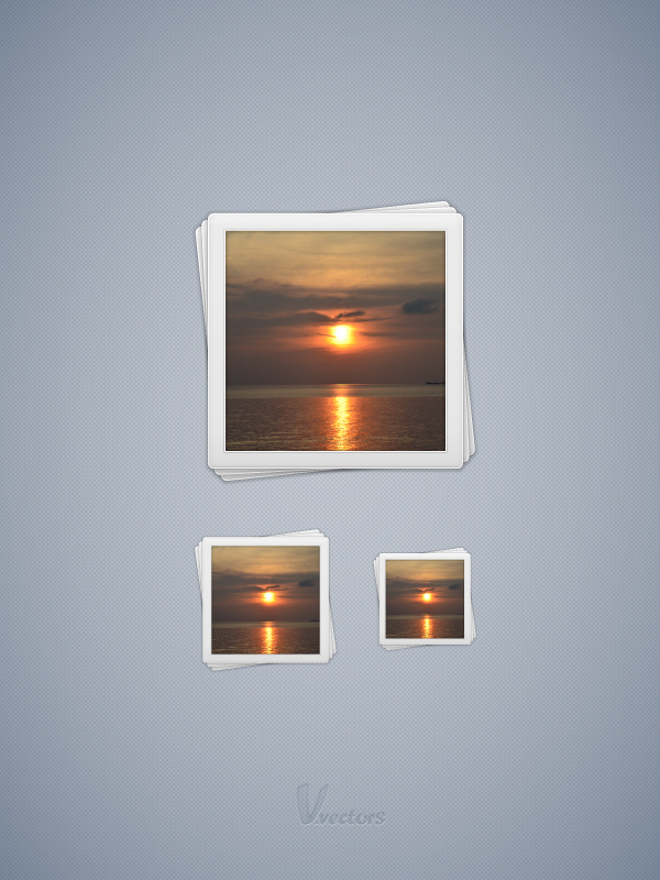 Create a Simple Photos Icon