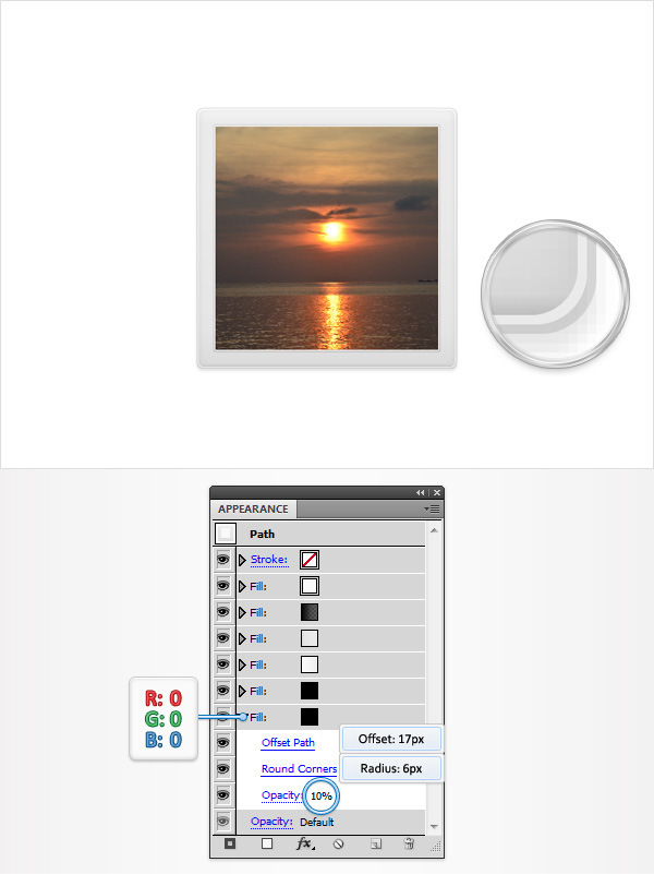 Create a Simple Photos Icon 10