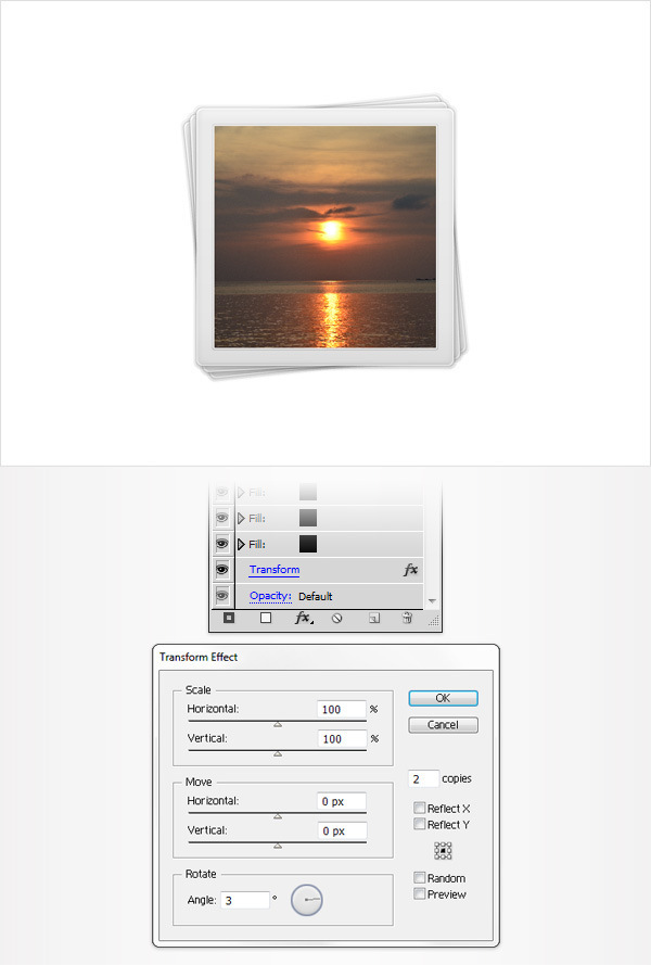 Create a Simple Photos Icon 12