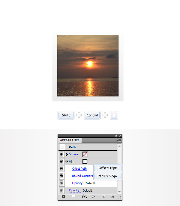 Create a Simple Photos Icon 5