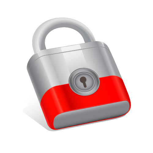 Create the Padlock Icon in Adobe Illustrator