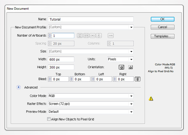 Create a Simple Logo in Adobe Illustrator 1