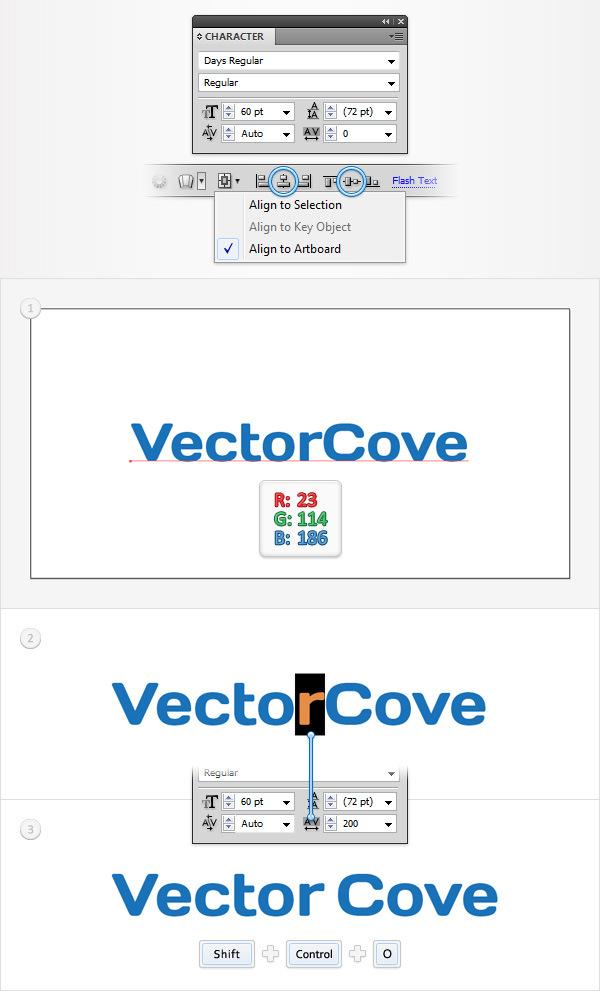 Create a Simple Logo in Adobe Illustrator 2