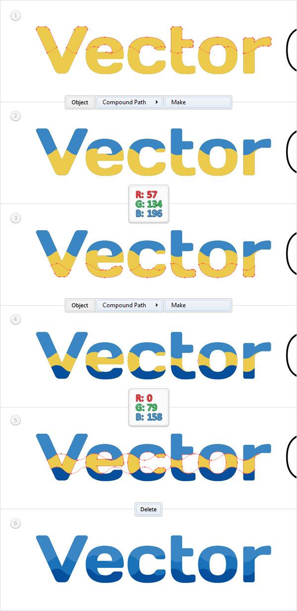 Create a Simple Logo in Adobe Illustrator 6