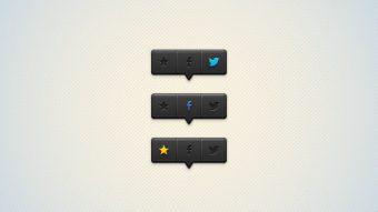 Create a Social Tooltip in Adobe Illustrator