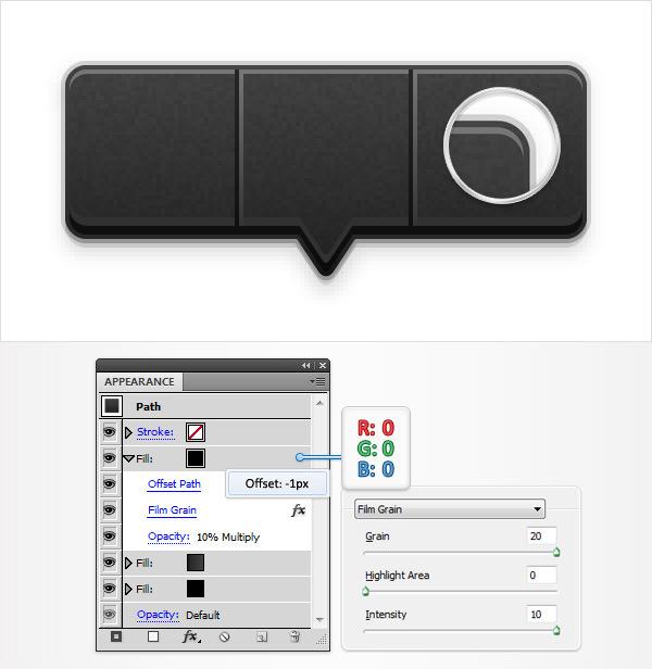 Create a Social Tooltip in Adobe Illustrator 13