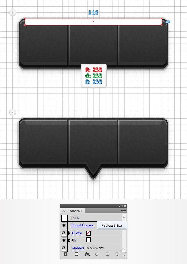 Create a Social Tooltip in Adobe Illustrator 15