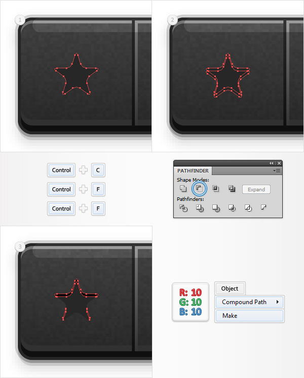 Create a Social Tooltip in Adobe Illustrator 19