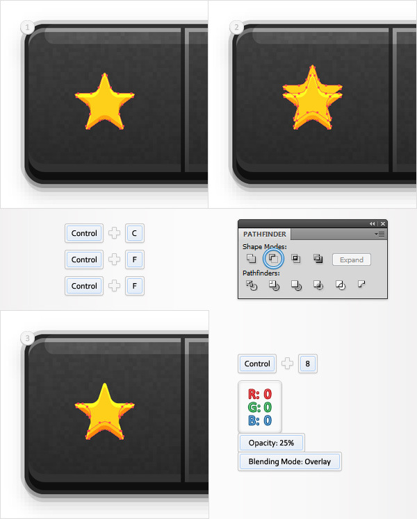 Create a Social Tooltip in Adobe Illustrator 25