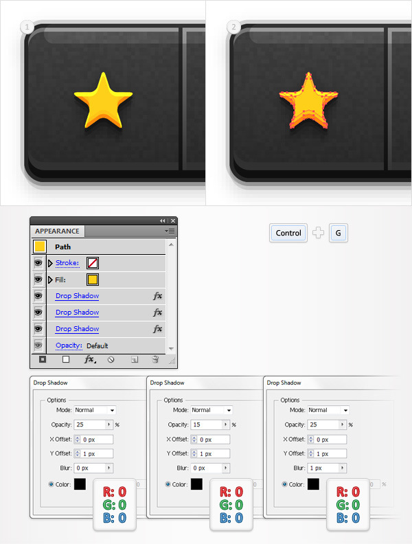 Create a Social Tooltip in Adobe Illustrator 26