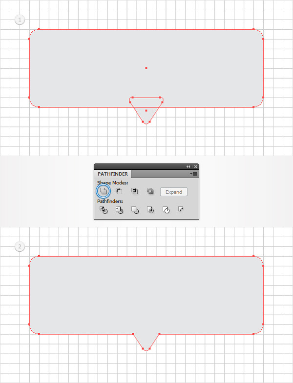 Create a Social Tooltip in Adobe Illustrator 4