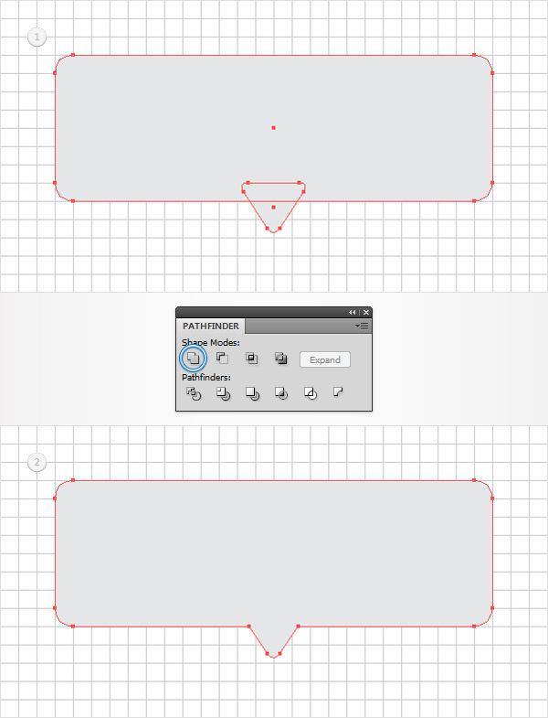 Create a Social Tooltip in Adobe Illustrator 4