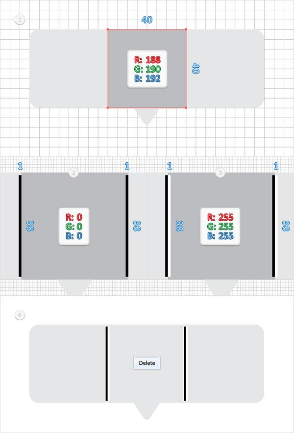 Create a Social Tooltip in Adobe Illustrator 5