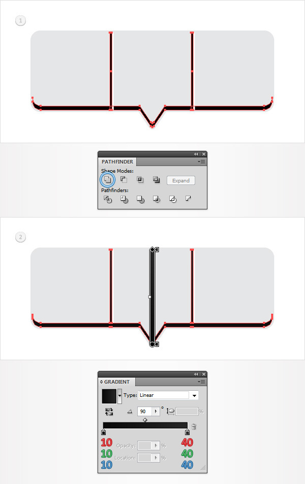 Create a Social Tooltip in Adobe Illustrator 7