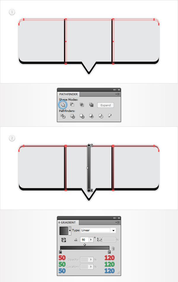 Create a Social Tooltip in Adobe Illustrator 9