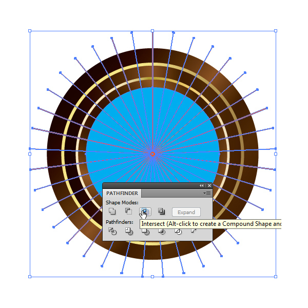 How to Create a Roulette Wheel in Adobe Illustrator 15