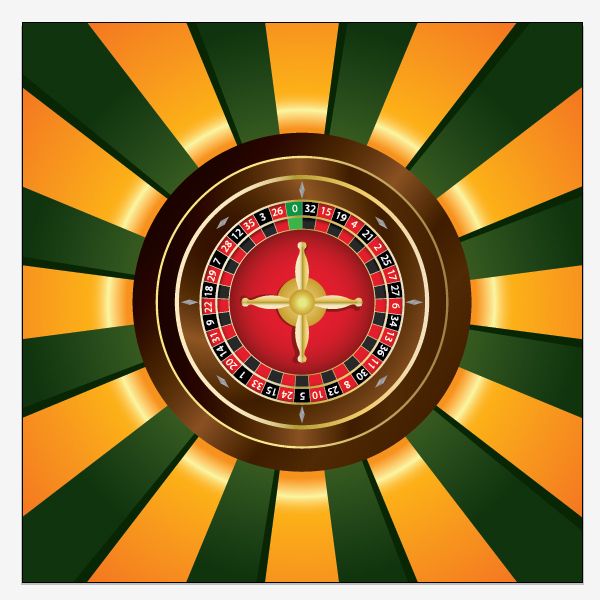 How to Create a Roulette Wheel in Adobe Illustrator 69