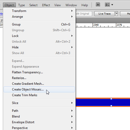 How to Create a Neat Loading Bar in Adobe Illustrator 13