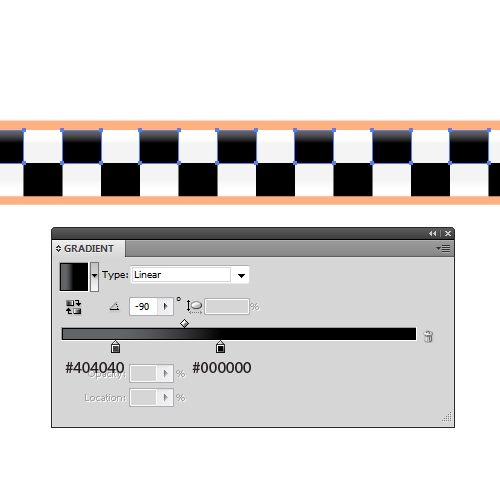 How to Create a Neat Loading Bar in Adobe Illustrator 24