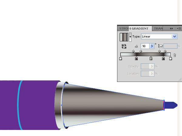 How to Create a Pen in Illustrator 64