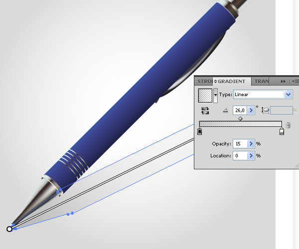 How to Create a Pen in Illustrator 91